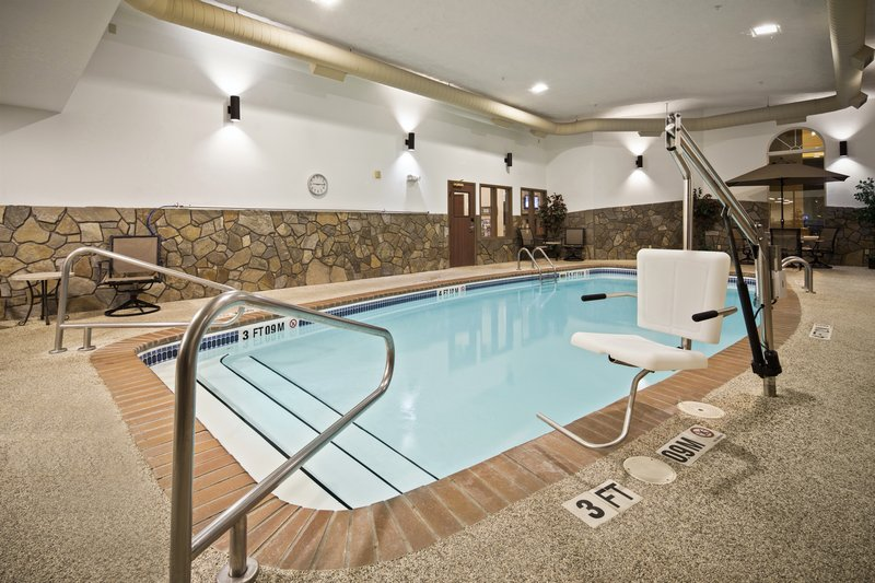 Holiday Inn Express & Suites Hill City Mt. Rushmore Area-Swimming Pool<br/>Image from Leonardo