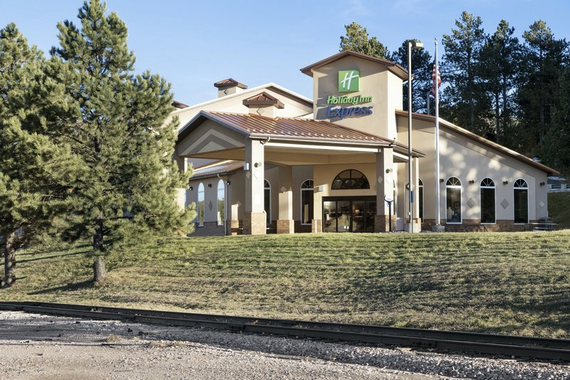 Holiday Inn Express & Suites Hill City Mt. Rushmore Area-Hotel Exterior<br/>Image from Leonardo