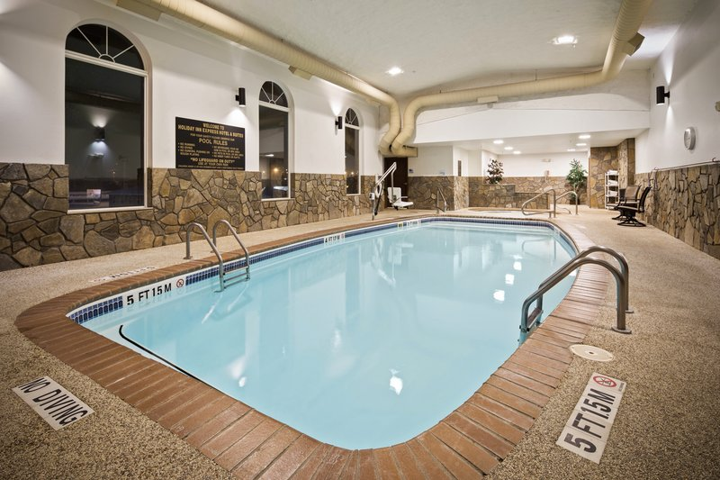 Holiday Inn Express & Suites Hill City Mt. Rushmore Area-Swimming Pool and Hot Tub<br/>Image from Leonardo