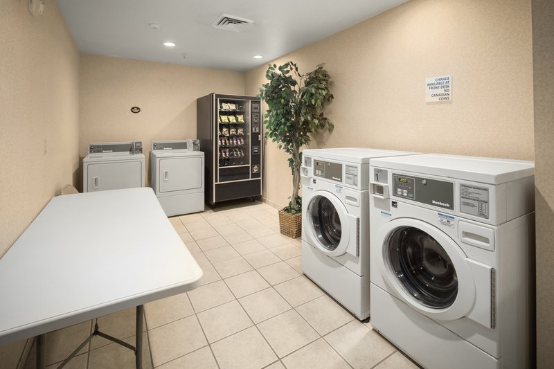 Holiday Inn Express & Suites Hill City Mt. Rushmore Area-Laundry Facility<br/>Image from Leonardo