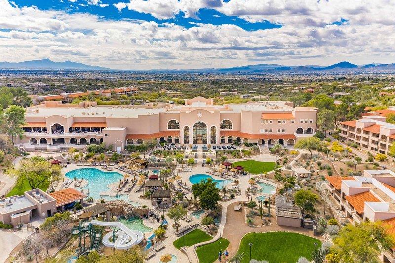 The Westin La Paloma Resort & Spa-Aerial View<br/>Image from Leonardo