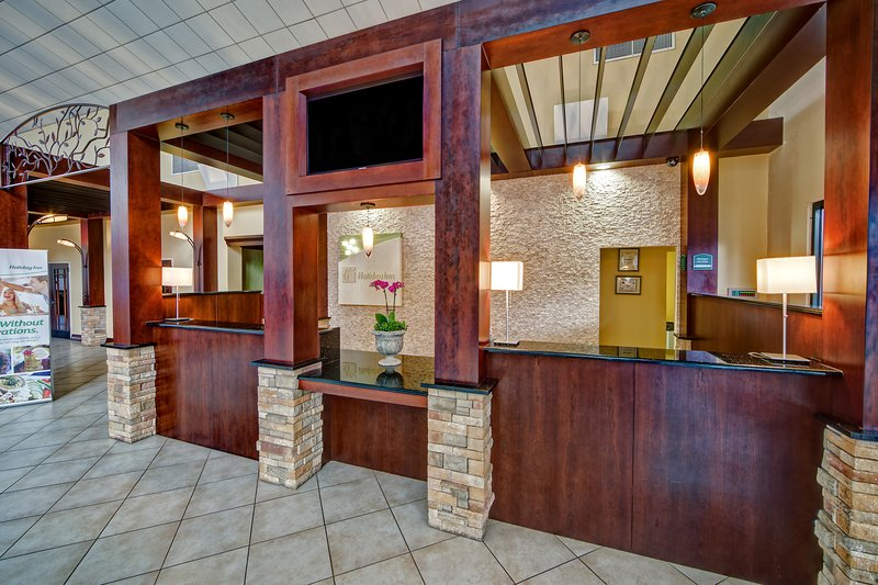 Holiday Inn Asheville - Biltmore West-We look forward to welcoming you to Asheville.<br/>Image from Leonardo