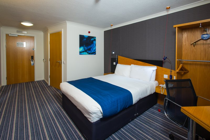 Holiday Inn Express Northampton M1, Jct.15-Our accessible rooms are equipped with wider door frames<br/>Image from Leonardo