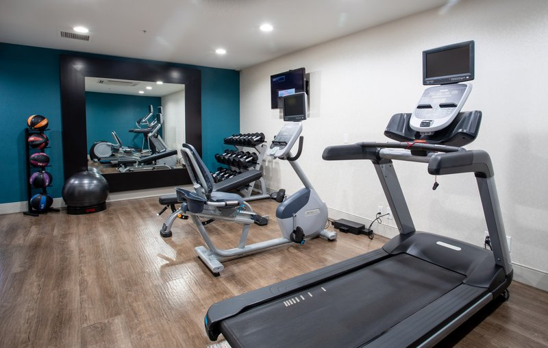 Holiday Inn Express Prescott-Fitness Center<br/>Image from Leonardo