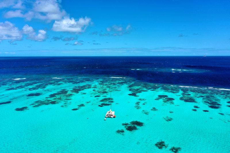 Young  Island  Resort-Canouan Estate Boating<br/>Image from Leonardo