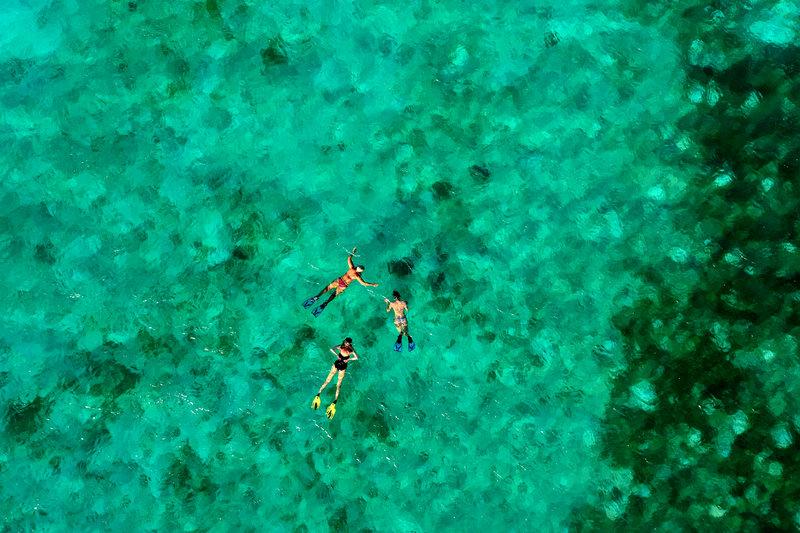 Young  Island  Resort-Canouan Estate Snorkeling<br/>Image from Leonardo