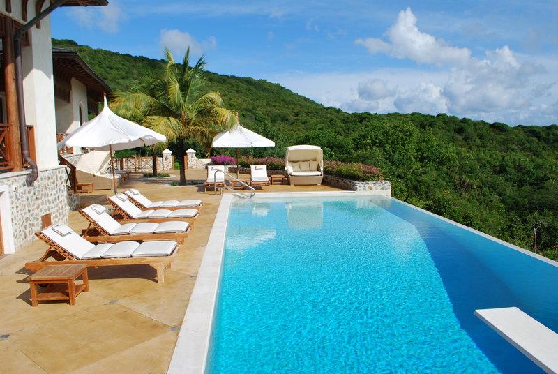 Young  Island  Resort-Big Blue Ocean Five Bedroom Villa Private Pool<br/>Image from Leonardo