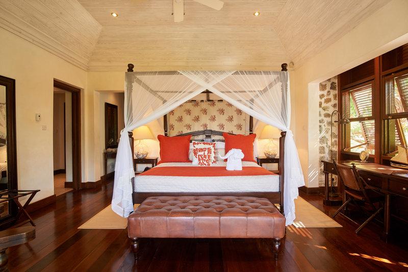 Young  Island  Resort-Canoten Four Bedroom Villa Bedroom<br/>Image from Leonardo