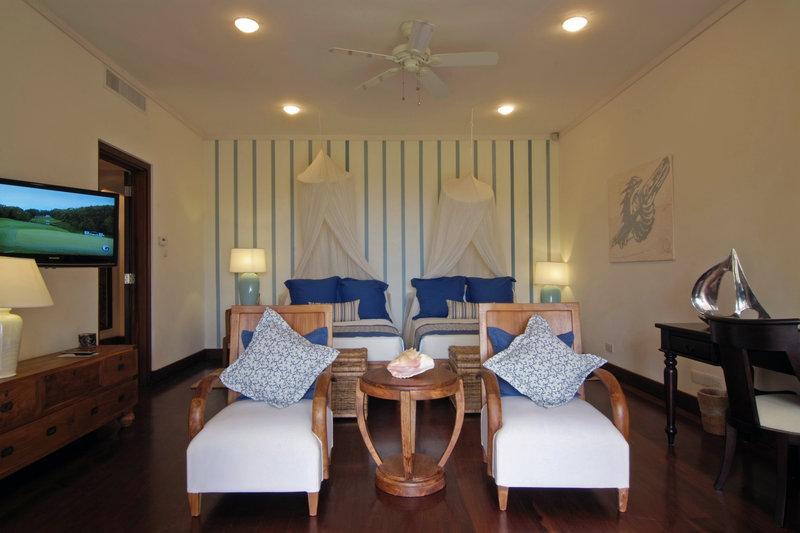 Young  Island  Resort-Canoten Four Bedroom Villa Separate Cottage Bedroom<br/>Image from Leonardo