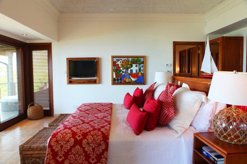 Young  Island  Resort-ll Sogno Five Bedroom Villa Bedroom<br/>Image from Leonardo