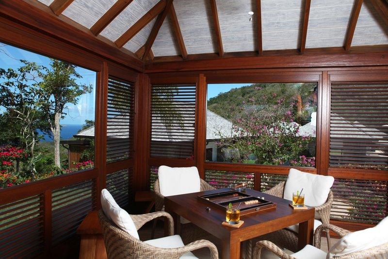 Young  Island  Resort-Il Sogno Five Bedroom Villa Gazebo<br/>Image from Leonardo