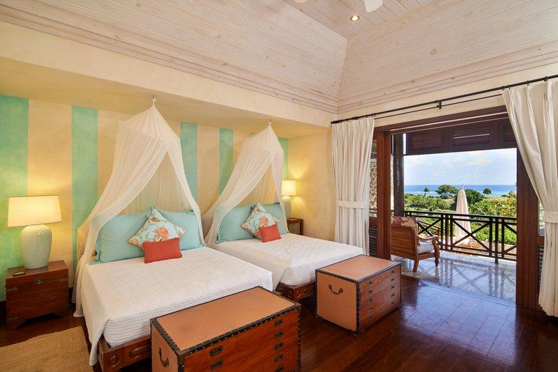 Young  Island  Resort-Carenage Villa Four Bedroom Villa Guest Room<br/>Image from Leonardo