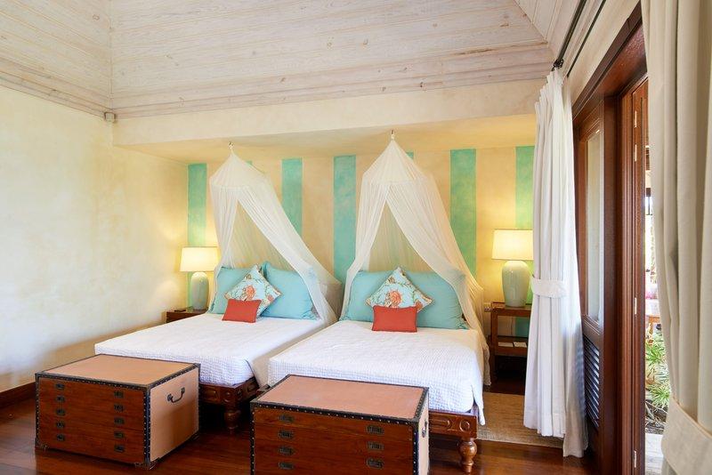 Young  Island  Resort-Carenage Four Bedroom Villa Guest Room<br/>Image from Leonardo