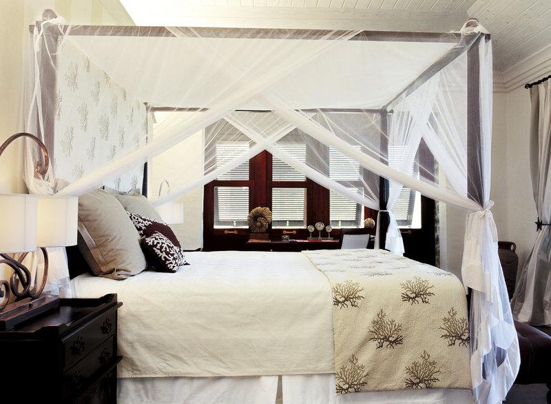 Young  Island  Resort-Carenage Four Bedroom Villa Guest Bedroom B(SL)<br/>Image from Leonardo