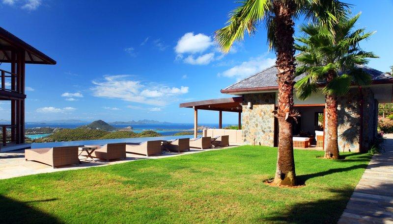 Young  Island  Resort-Il Sogno Five Bedroom Villa Exterior<br/>Image from Leonardo