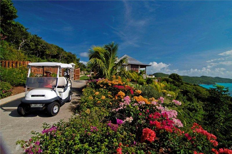 Young  Island  Resort-Carenage Four Bedroom Villa Exterior<br/>Image from Leonardo
