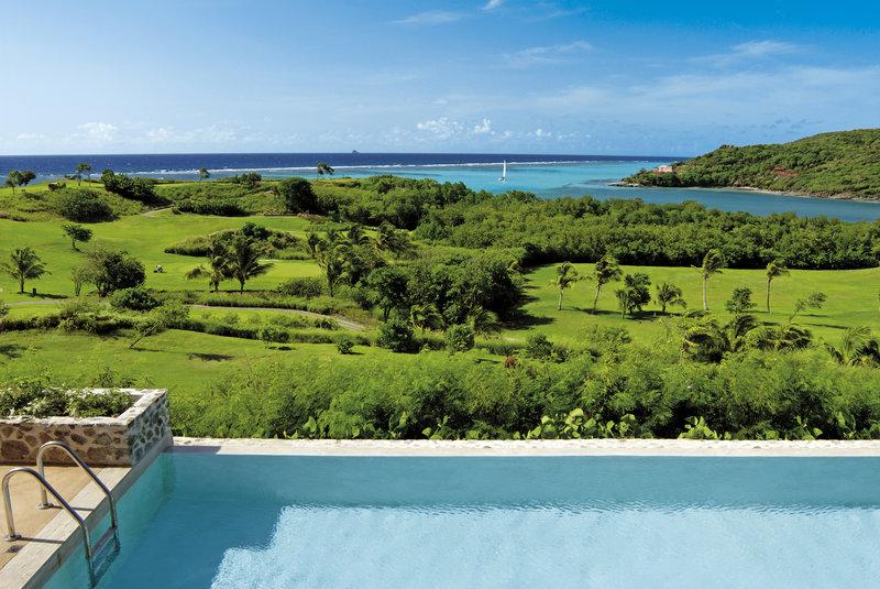Young  Island  Resort-Carenage Four Bedroom Villa View (SL)<br/>Image from Leonardo