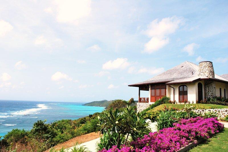Young  Island  Resort-Silver Turtle Six Bedroom Villa Ocean View<br/>Image from Leonardo