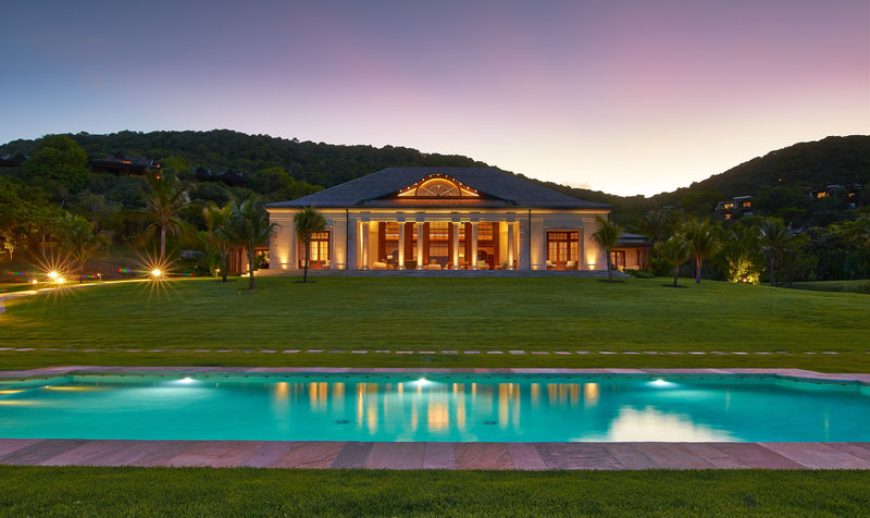 Young  Island  Resort-Turtle Creek Five Bedroom Villa Exterior<br/>Image from Leonardo