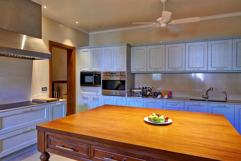 Young  Island  Resort-Turtle Creek Five Bedroom Villa Main Villa Kitchen<br/>Image from Leonardo