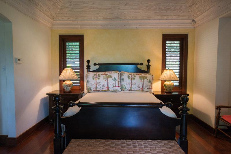 Young  Island  Resort-Villa Ritz Four Bedroom Villa Bedroom<br/>Image from Leonardo