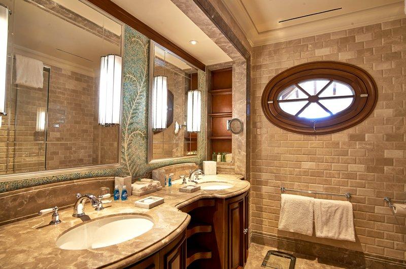 Young  Island  Resort-Turtle Creek Five Bedroom Villa Guest Bathroom<br/>Image from Leonardo