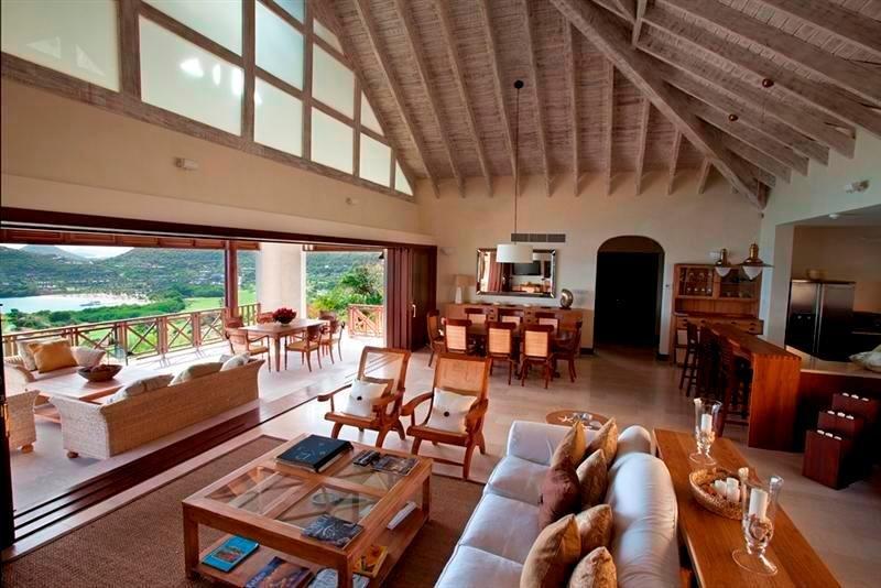 Young  Island  Resort-Villabu Four Bedroom Villa Living Room (NC)<br/>Image from Leonardo