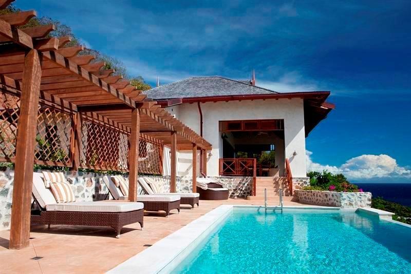 Young  Island  Resort-Villabu Four Bedroom Villa Private Pool<br/>Image from Leonardo