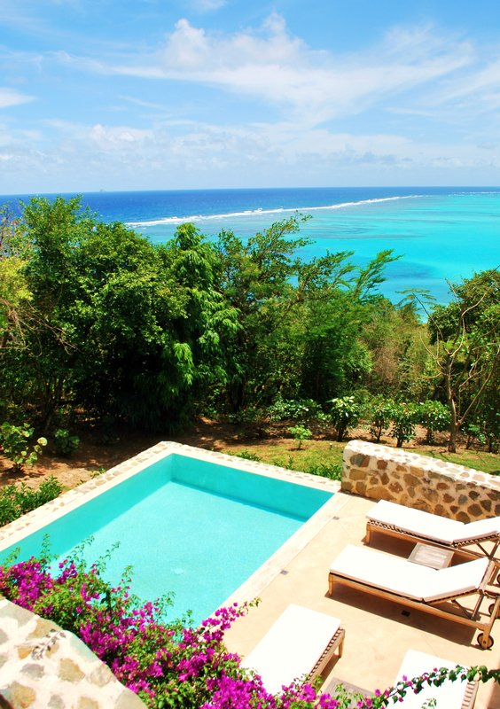 Young  Island  Resort-Where Else Two Bedroom Villa Private Pool<br/>Image from Leonardo