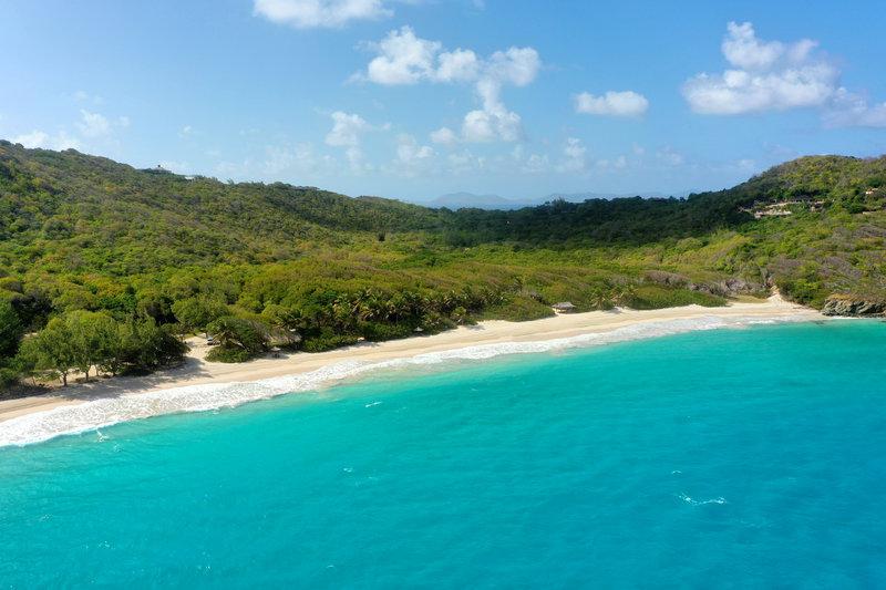 Young  Island  Resort-Canouan Estate Beach<br/>Image from Leonardo