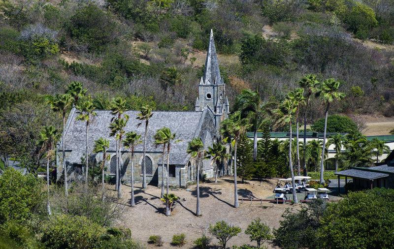 Young  Island  Resort-Canouan Estate Chapel<br/>Image from Leonardo