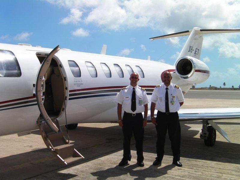 Young  Island  Resort-Canouan Estate Private Jet<br/>Image from Leonardo