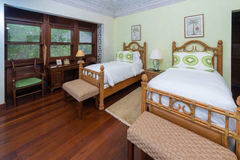 Young  Island  Resort-Villa Ritz Four Bedroom Villa Guest Bedroom<br/>Image from Leonardo
