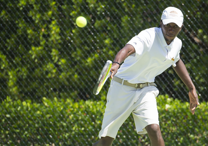 Young  Island  Resort-Canouan Estate Tennis Pro<br/>Image from Leonardo
