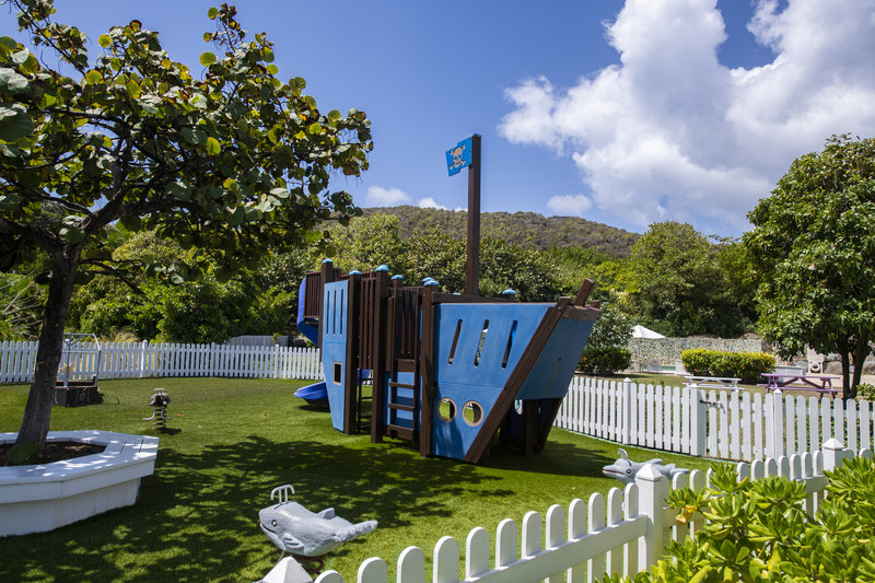 Young  Island  Resort-Canouan Estate Kids & Teens Club Toddler Playground<br/>Image from Leonardo
