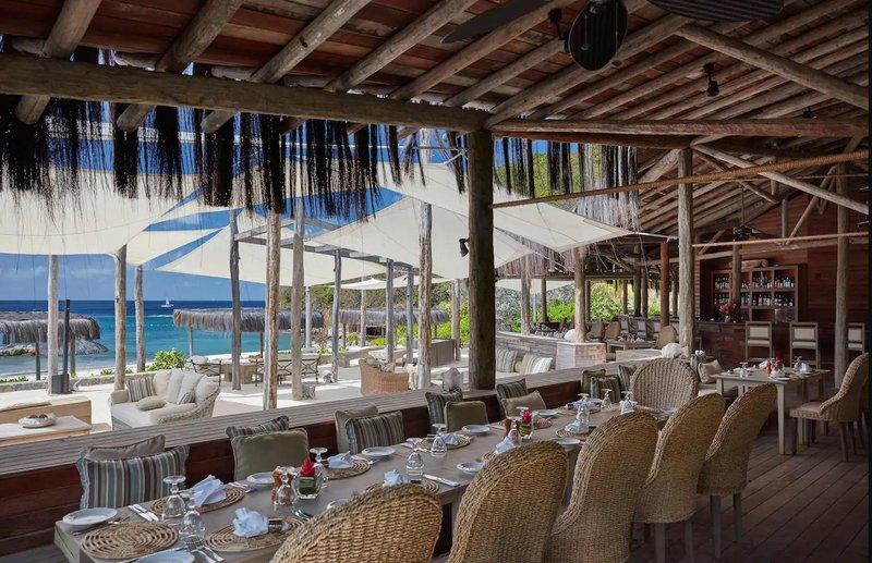 Young  Island  Resort-Canouan Estate L' Ance Guyac Beach Club Restaurant<br/>Image from Leonardo