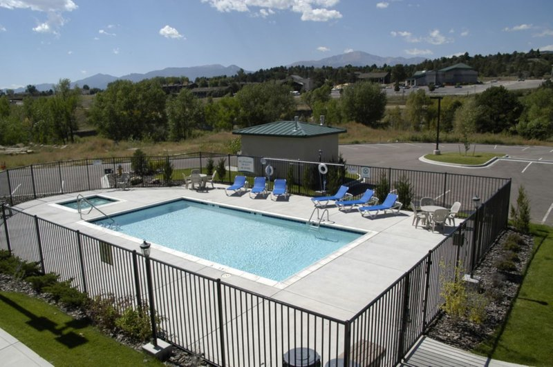 Staybridge Suites Colorado Springs North-Enjoy our outdoor swimming pool at the Staybridge Suites<br/>Image from Leonardo