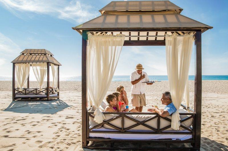 Hyatt Ziva Los Cabos - Beach Cabana <br/>Image from Leonardo