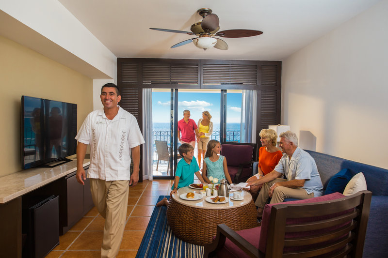 Hyatt Ziva Los Cabos - Family Suite <br/>Image from Leonardo
