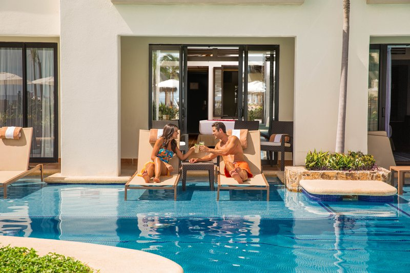 Hyatt Ziva Los Cabos - Swim Up Suite King <br/>Image from Leonardo