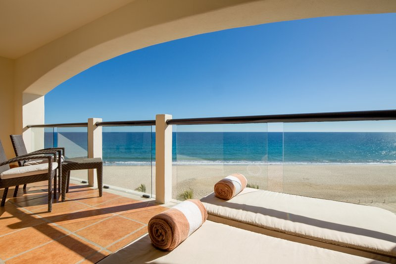 Hyatt Ziva Los Cabos - Oceanfront Two Bedroom Grand Master Suite View <br/>Image from Leonardo