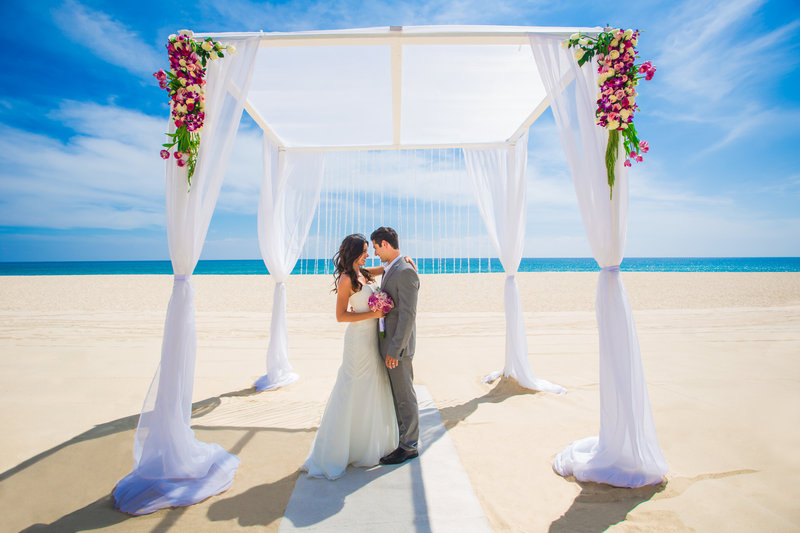 Hyatt Ziva Los Cabos - Beach Wedding <br/>Image from Leonardo