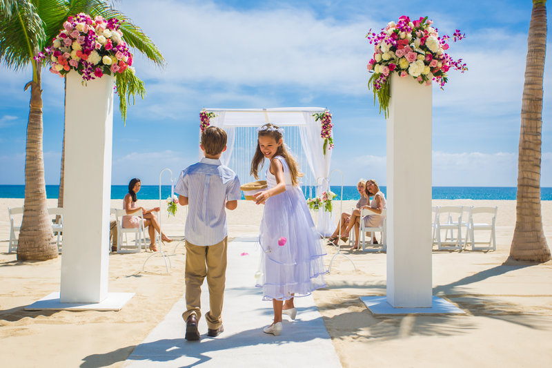 Hyatt Ziva Los Cabos - Hyatt Ziva Los Cabos Beach Wedding <br/>Image from Leonardo
