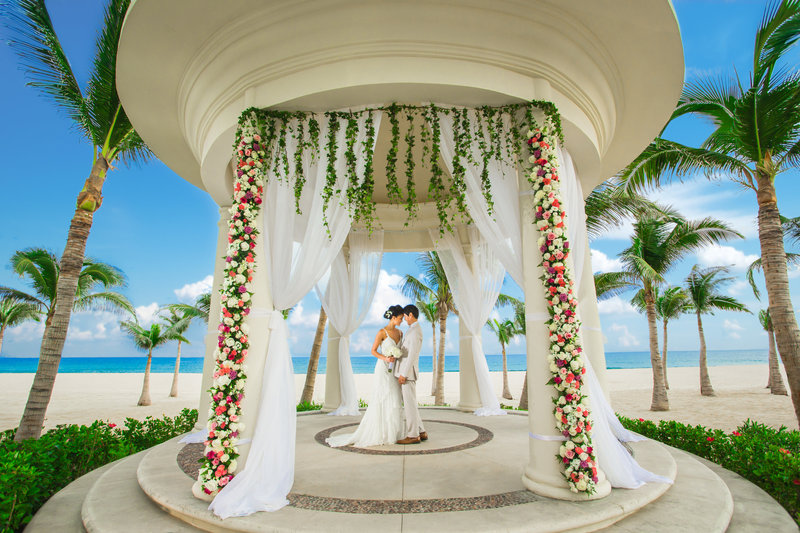 Hyatt Ziva Los Cabos - Hyatt Ziva Los Cabos Gazebo Weddings <br/>Image from Leonardo