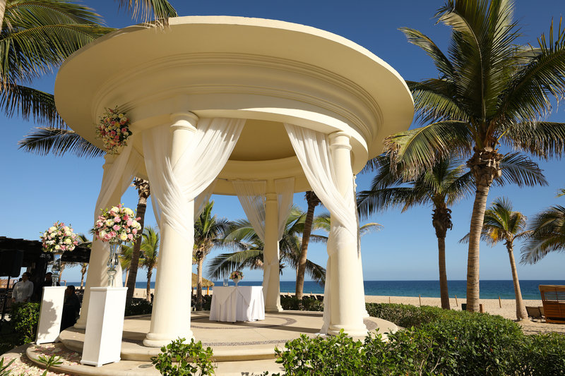 Hyatt Ziva Los Cabos - Oceanfront Wedding Gazebo <br/>Image from Leonardo