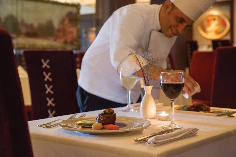Hyatt Ziva Los Cabos - Bon Vivant Restaurant <br/>Image from Leonardo