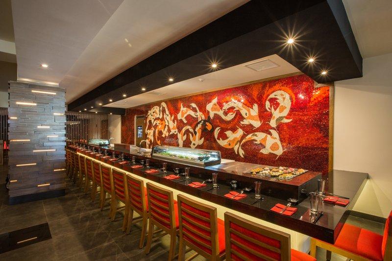 Hyatt Ziva Los Cabos - Dozo Sushi Bar <br/>Image from Leonardo