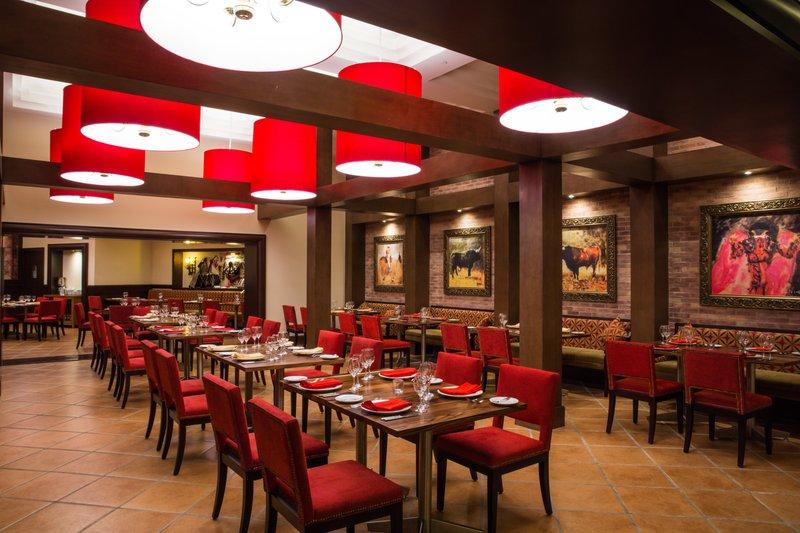 Hyatt Ziva Los Cabos - El Cortijo Spanish Restaurant <br/>Image from Leonardo