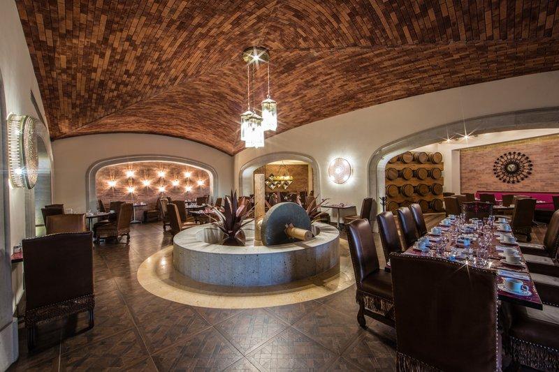 Hyatt Ziva Los Cabos - El Molino Mexican Specialities <br/>Image from Leonardo