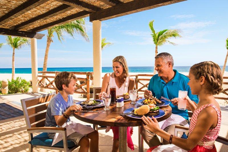 Hyatt Ziva Los Cabos - La Hacienda Beach Grill <br/>Image from Leonardo